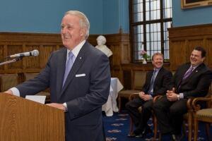 Brian Mulroney headlines Dean Del Mastro fundraiser