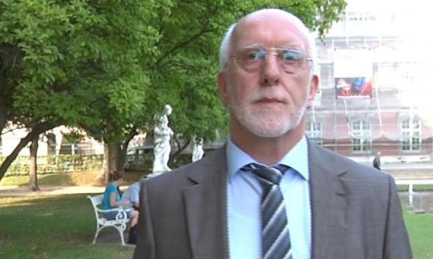 German tax official Juergen Kentenich