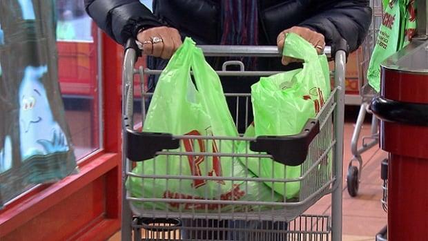 Montreal plastic bag ban