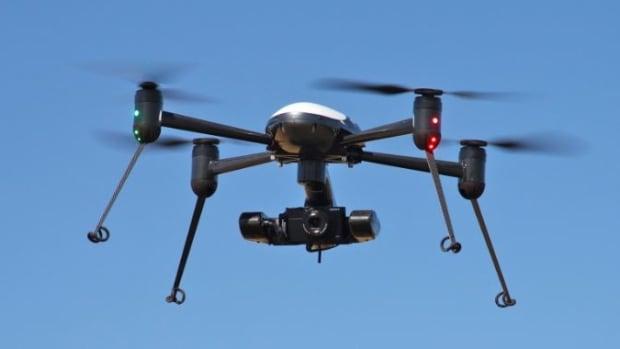 Saskatoon-made drone flies into Smithsonian collection