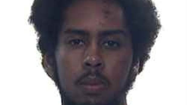 Luqman Osman, 25, is wanted for second-degree murder. A Canada-wide warrant has been issued for his arrest.