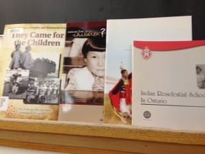 residential school text books