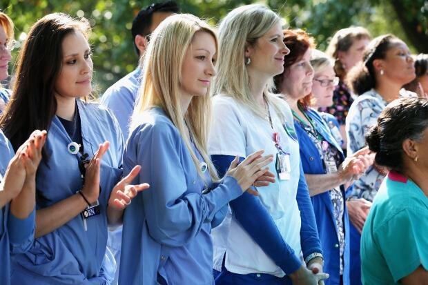 Ebola-Texas Presbyterian nurses