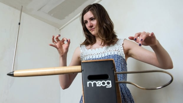 Theremin Turning Heads In Canadian Music Literary Circles