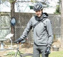 Mathieu Trudel cyclist crash accident Cummings Bridge Oct. 30 2014