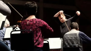 Hamilton Philharmonic Conductor Gregory Vajda