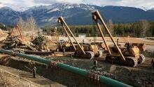 Kinder Morgan's Trans Mountain Pipeline