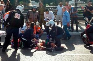 MIDEAST-ISRAEL/VIOLENCE