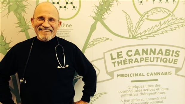 Palliative care expert Dr. Michael Dworkind will serve as medical director of Santé Cannabis.