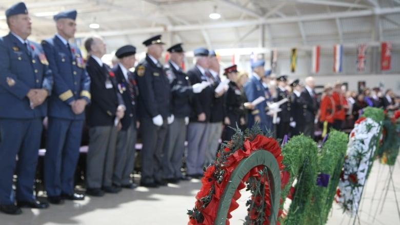 Lest we forget: Remembrance Day ceremonies around Hamilton