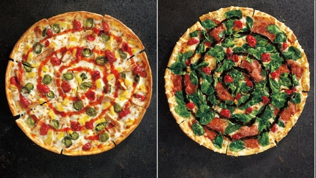 pizza hut revamp adds global flavours to menu cbc news. Black Bedroom Furniture Sets. Home Design Ideas