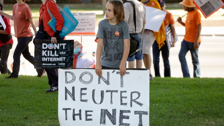How repealing net neutrality in U S  could hurt Canadian