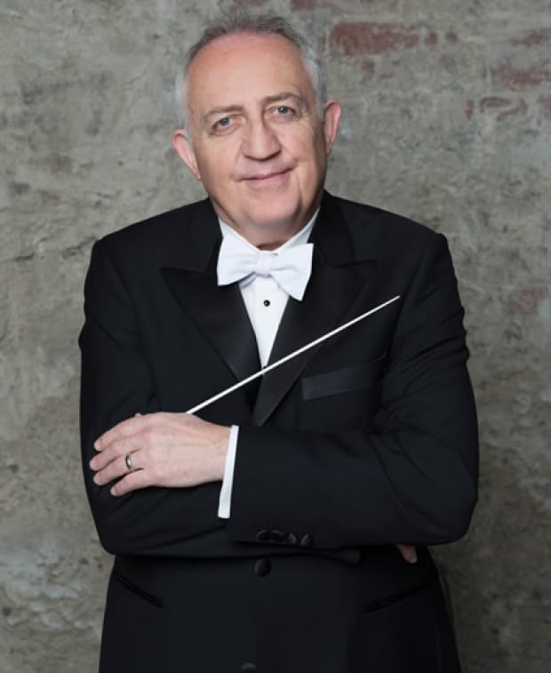Music director Bramwell Tovey's compositions stolen