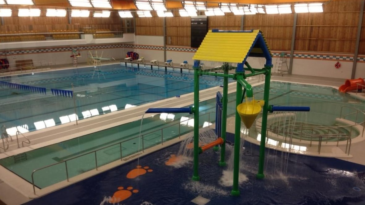 Mount Pearl Showing Off New 34m High Tech Swimming Centre Newfoundland Labrador Cbc News