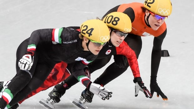 Canada's top short track speed skaters will compete this weekend in Montreal. Scott Russell will call the action on CBC.