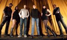 The Reverb Syndicate band music Nov 2014 Ottawa show