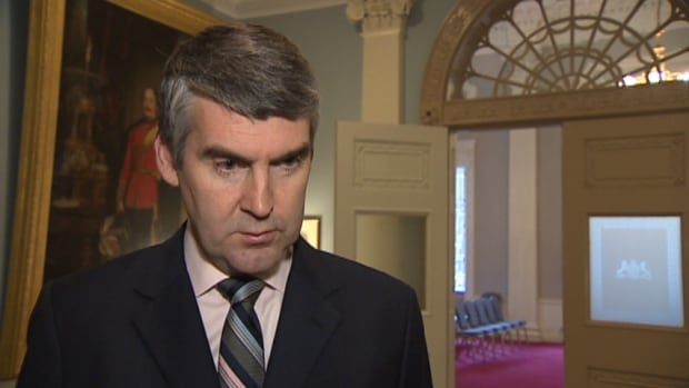 Premier Stephen McNeil says his 2013 campaign manager Chris MacInnes, along with every Nova Scotian, can register to represent anyone who wants to do business with the government.