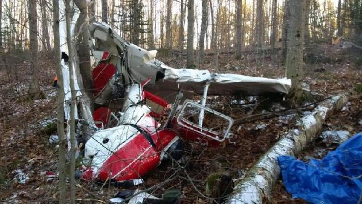 Algonquin Park plane crash leaves 2 dead - Toronto - CBC News