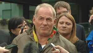 Ivan Henry after his release in 2010