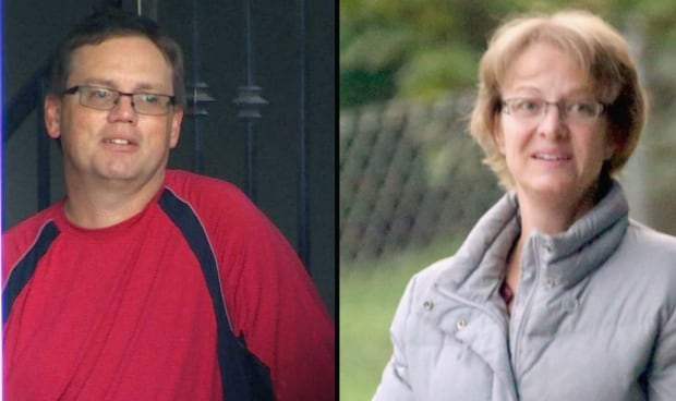 Ian and Carol Johnson
