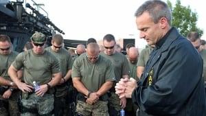 Ferguson Police Chaplain