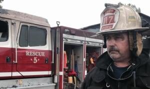 Nackawic fire chief