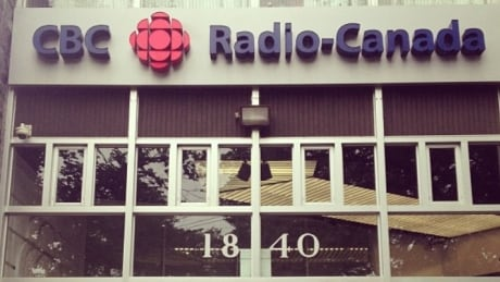 CBC Television building 1840 Bell Road