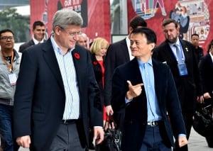 China Canada APEC