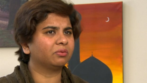 Saima Jamal says she wants an explanation after the YMCA rescinded an award it had told her she would receive.