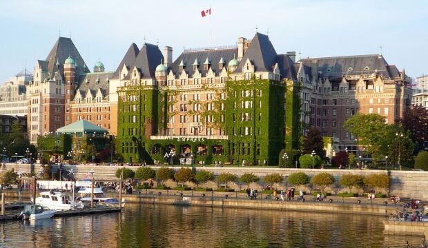 Victoria, B.C.