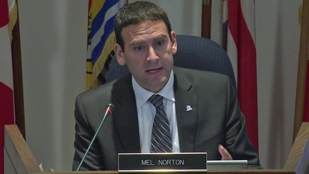 Saint John Mayor Mel Norton said questions council has posed to TransCanada Corp. about the proposed Energy East pipeline are to help both parties have a 'real understanding' about the project before hearings before the National Energy Board.