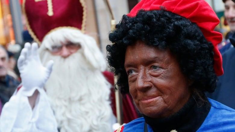 Dutch Christmas.Black Pete Appearance Cancelled Over Backlash Dutch Shop