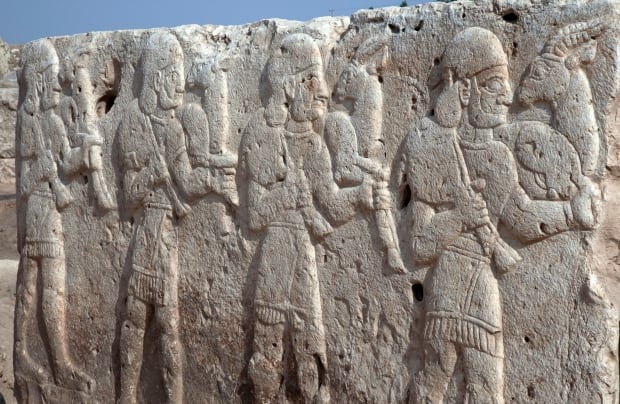 Turkey Syria Archaeology
