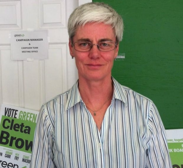 Janet Fraser Green Party