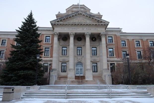 University of Manitoba in Winter