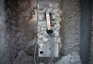 NY pay phone