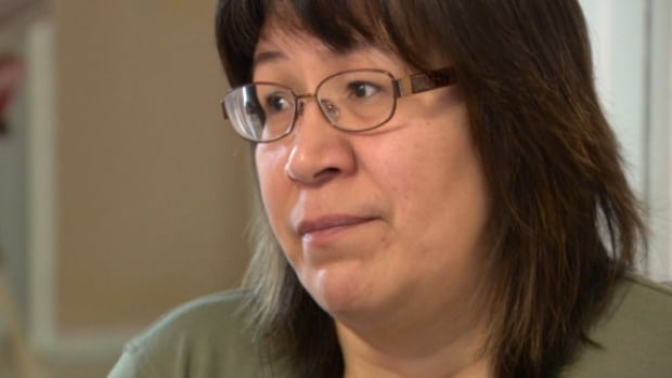 Lorraine Catholique has to leave the house she's rented for five years because the rent is longer subsidized.