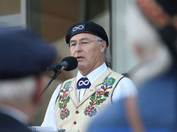 Clement Chartier, Métis National Council