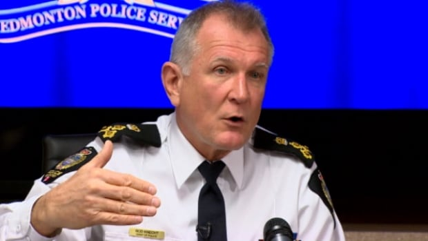 Police Chief Rod Knecht says more officers have been assigned to the department's sex assault section.