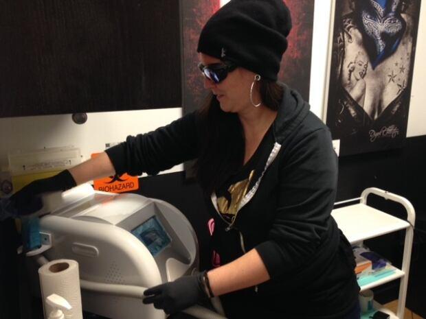 Lisa Boucher SX Tattoos