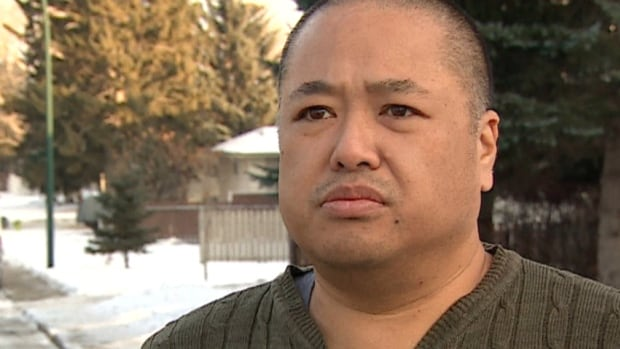 Terrance Lo says he feels the Wildrose Party has been 'hijacked by a small group of very small minded people.'
