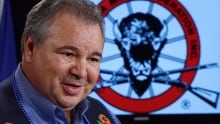 David Chartrand, president of the Manitoba Metis Federation