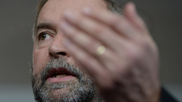 NDP Leader Thomas Mulcair is heading to France this weekend to address a conference and meet his counterparts in France's ruling Socialist party.
