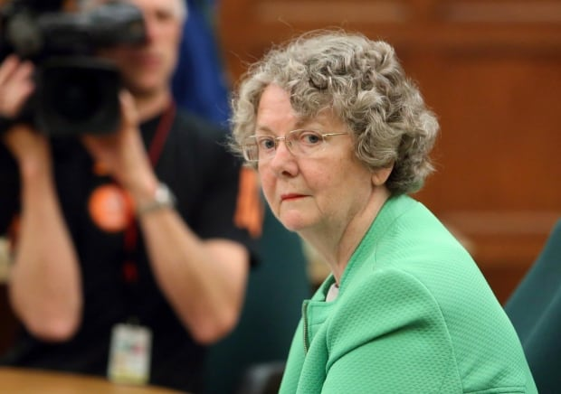 Ethics Commissioner Mary Dawson