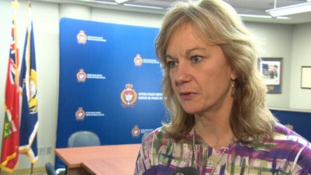 Ottawa police domestic violence Joan Mckenna