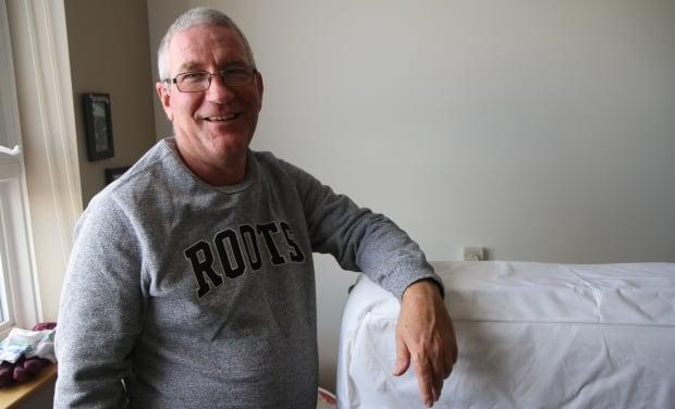 Bill Vis lives at The Perkins Centre
