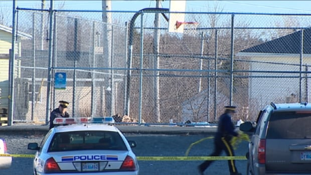This basketball court was the scene of an April 15, 2013, shooting in North Preston.