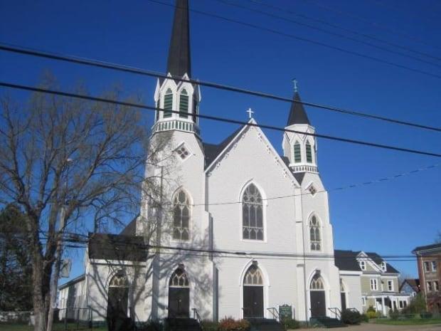 hi Sacred Heart Church