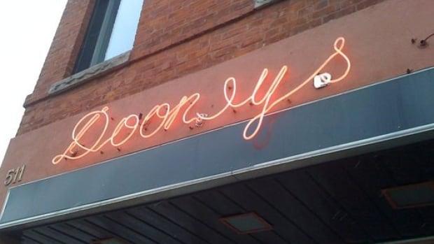 The original Dooney's Cafe was at 511 Bloor Street West.