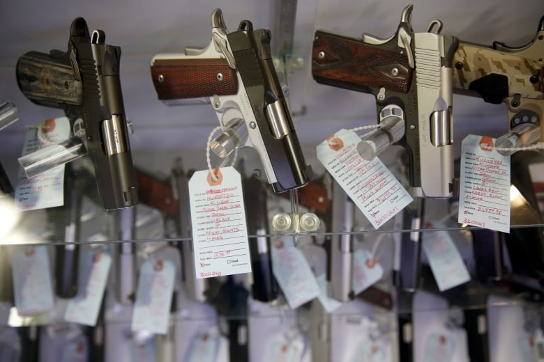 Ferguson concealed-carry gun applications surged after Michael Brown shooting
